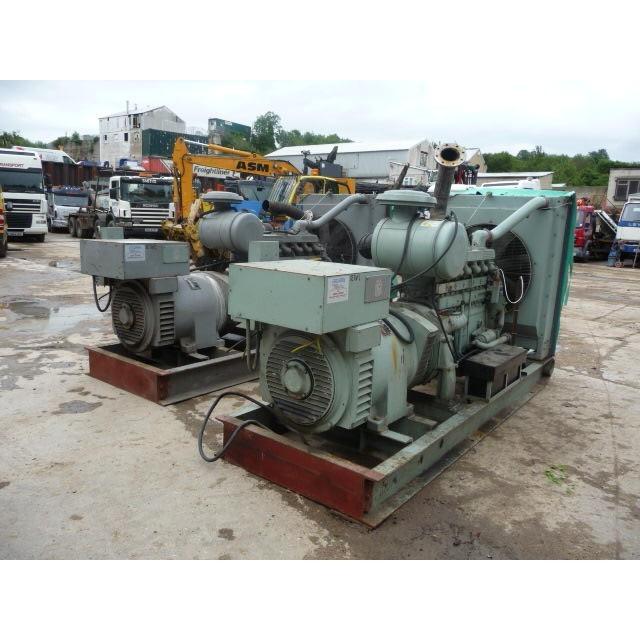 Rolls Royce C Series 250 KVA Generators